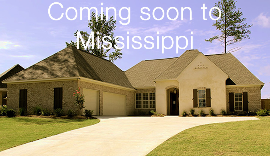 new homes in mississippi